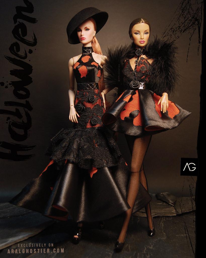 werk halloween collection 2016. exclusively on aralghostie… | flickr