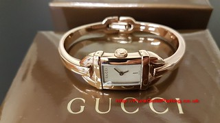 Gucci Rose Gold Watch | by PureGoldPlating
