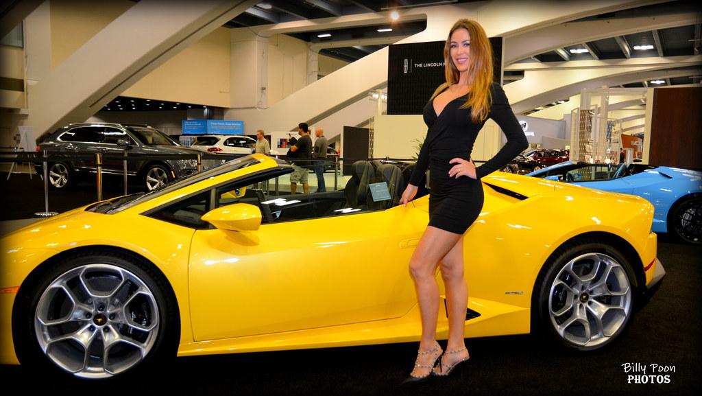 Lamborghini Huracán Spyder San Francisco Auto Show Flickr - Moscone car show