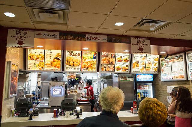 KFC&Pizza hut