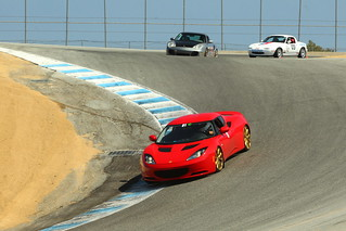 Evora S through the corkscrew | by rnair