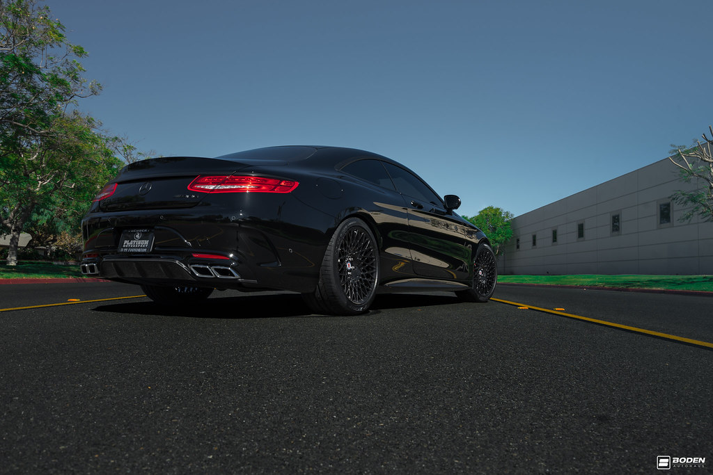 Mercedes Benz S63 On Hre Classic Wheels Boden Autohaus Flickr