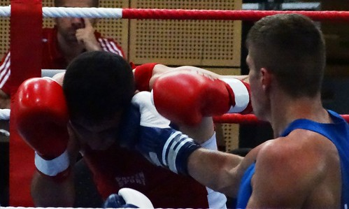 Boxing: German U21 championships