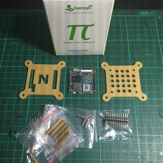 Nano Pi NEO Air - Unassembled | by Christopher Biggs