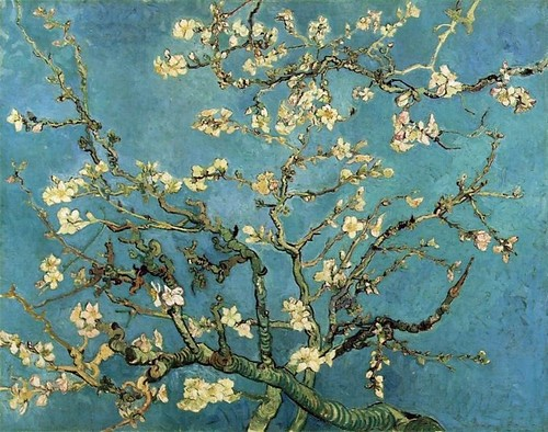 vangogh_flowering_almond_branches_1890 | by Art Gallery ErgsArt
