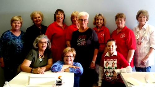 NSARTA Meet-up at Elf Louise Nov 17, 16