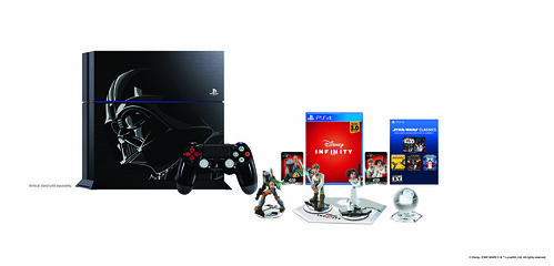 Limited Edition Disney Infinity 3.0: Star Wars PS4 Bundle | by PlayStation.Blog
