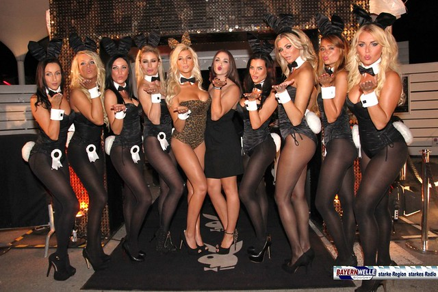 Playboy Club-Tour 2015 München P1 | Flickr