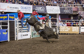 Canadian Finals Rodeo - Edmonton | by IQRemix