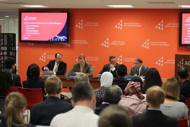 JASTA: American Politics and U.S.-Saudi Relations