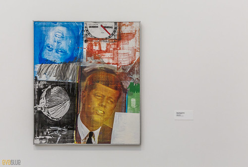 Robert Rauschenberg The Broad Museum Los Angeles 02 | by Eva Blue