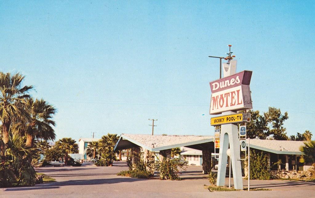 Dunes Motel - Blythe, California