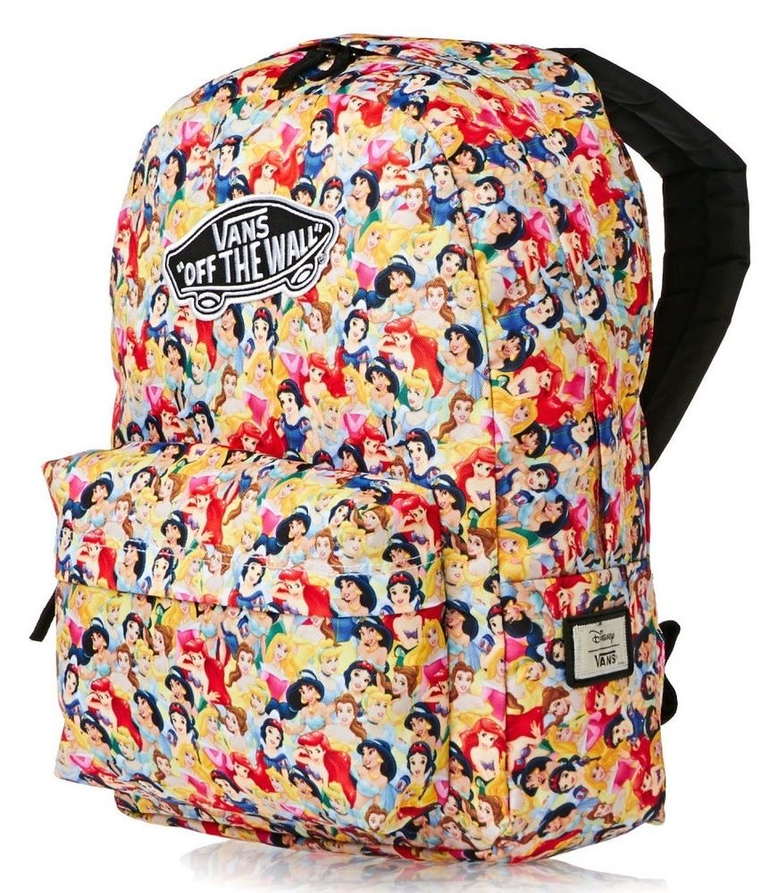 218681926ddb Vans disney multi princess womens backpack arangoadelino jpg 871x1000 Vans  princess backpack