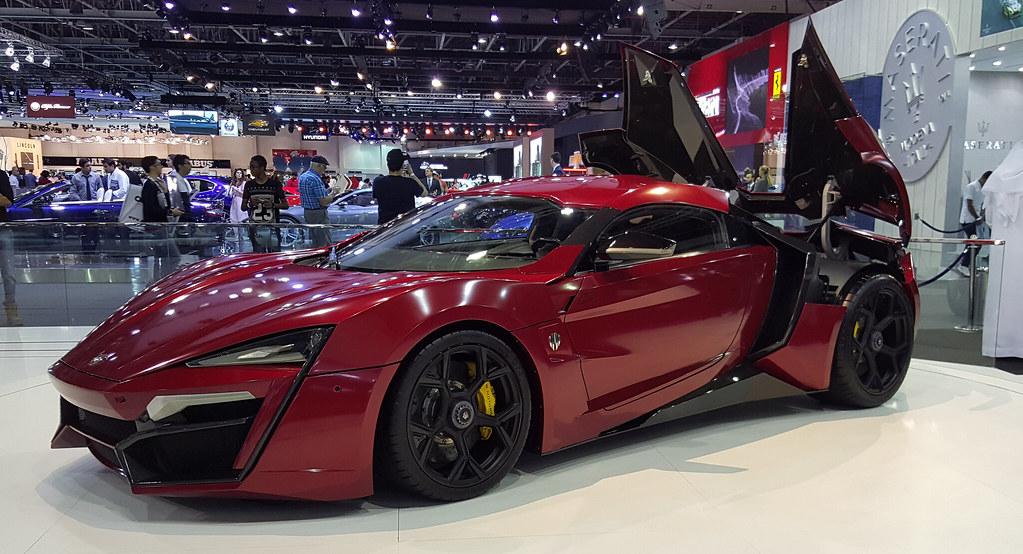 W Motors Lykan Hypersport Dubai International Motor Show 2 Flickr