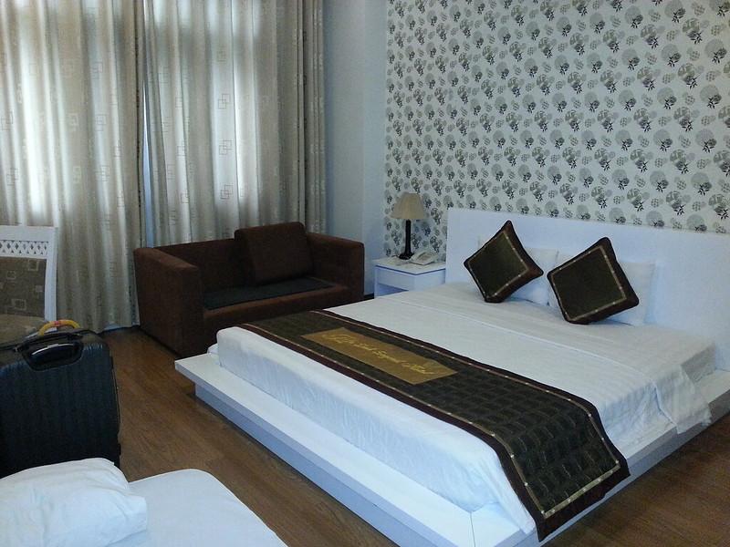 Tu Linh Legend Hanoi Hotel