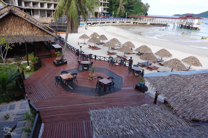 bubu resort top view