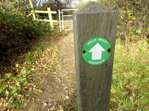 Dollis Valley Green Walk, 9 Miles From Moat Mount to Finchley Central