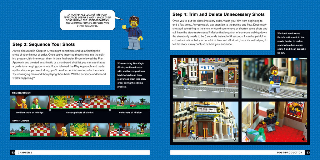 The LEGO Animation Book: Make Your Own LEGO Movies! | Flickr