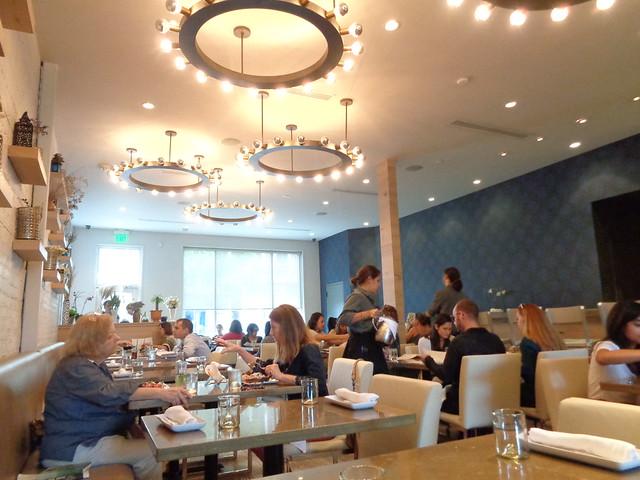 Dining Room at Shaya, New Orleans LA
