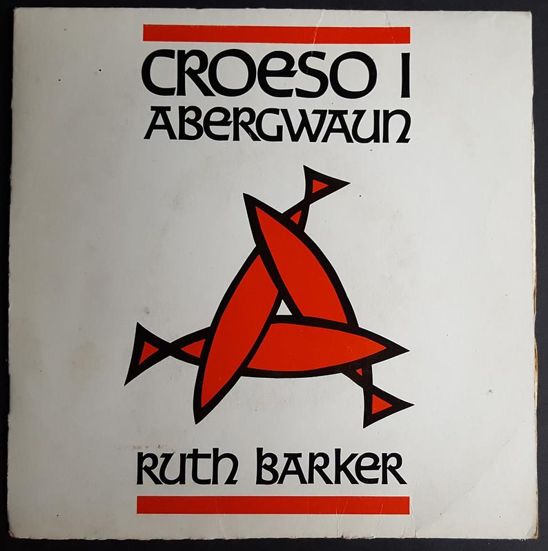 Ruth Barker - Croeso i Abergwaun
