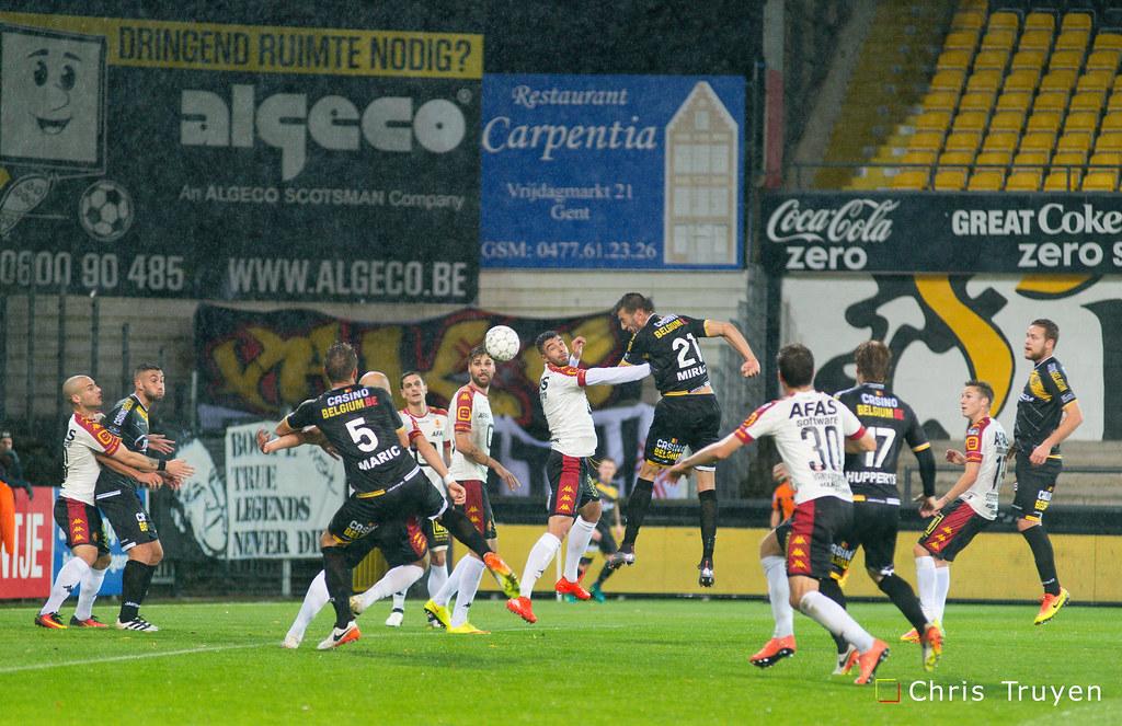 KSC Lokeren OVL - KV Mechelen