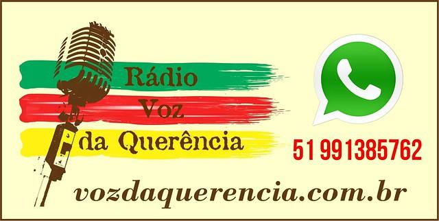 Banner Rádio Voz da Querência