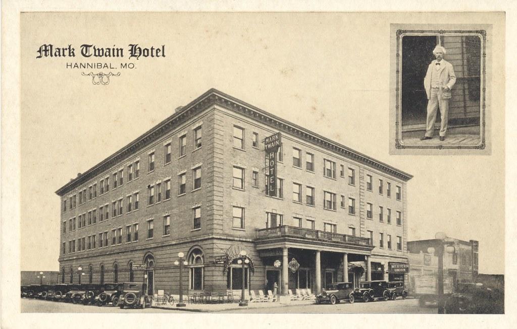 Mark Twain Hotel - St. Louis, Missouri