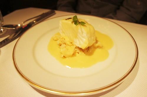 Halibut Beurre Blanc