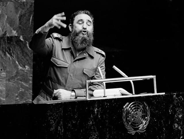 Fidel Castro y las Naciones Unidas