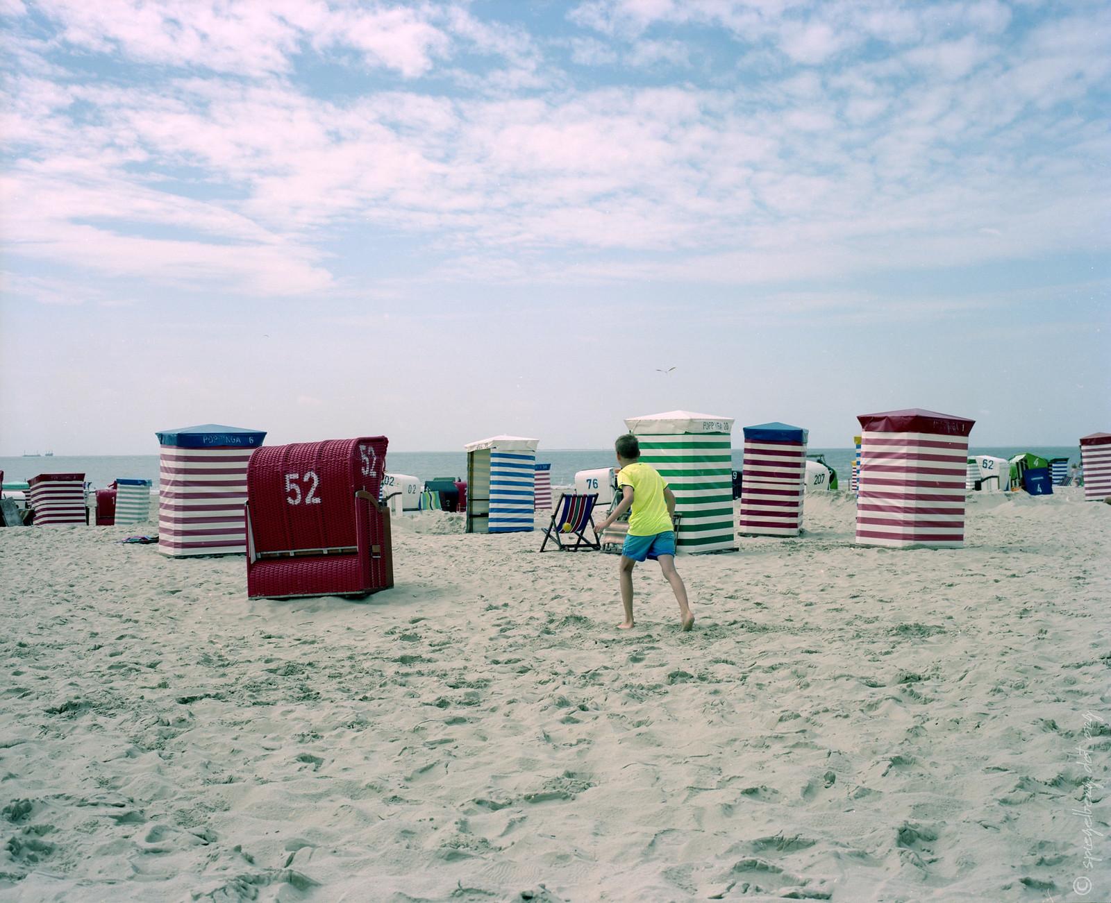 Portra Beach