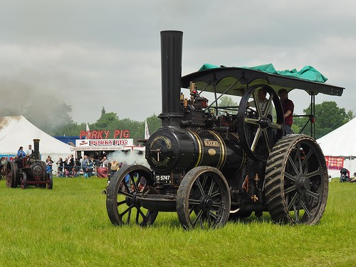 Blackjack steam engine