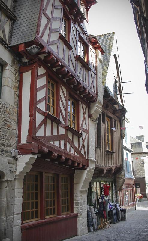 Vitré - street