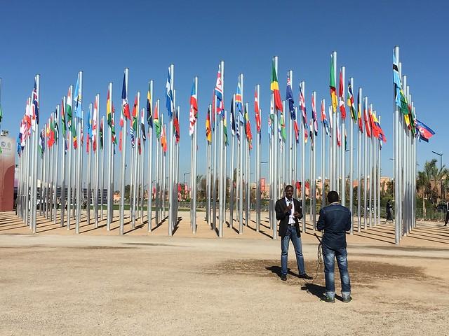 COP22, Marrakech