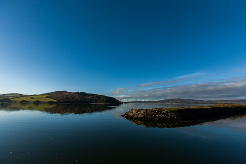 Inch Island | by leppre