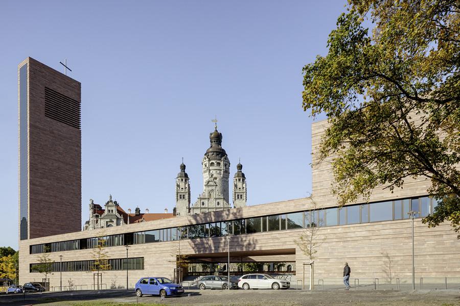 Architekturfotografie Leipzig leipzig katholische propsteikirche st trinitatis flickr