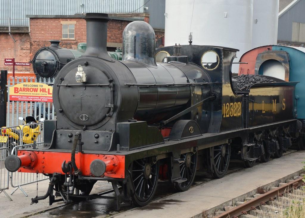 ... LYR Class 27, 12322   by Stuart Axe