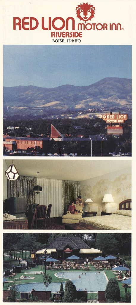 Red Lion Motor Inn Riverside - Boise, Idaho