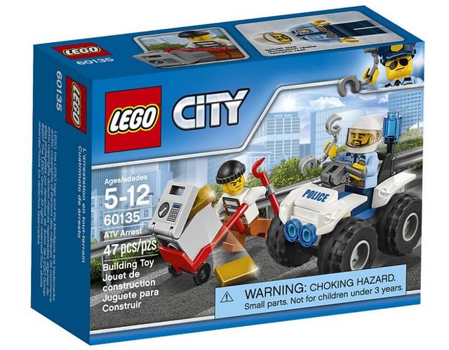 LEGO City 60135 - ATV Arrest