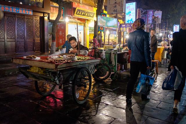 Xian Muslim Quarter-16