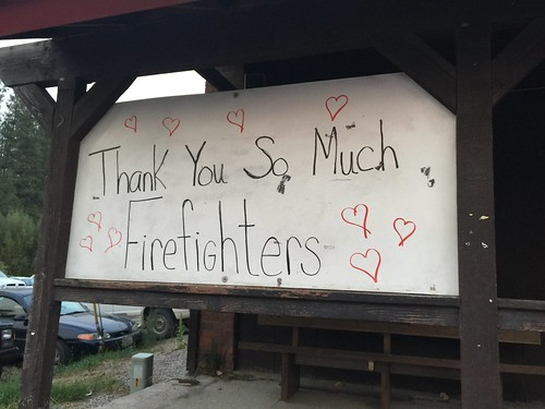 Our communities thank you for your service. | by American Red Cross