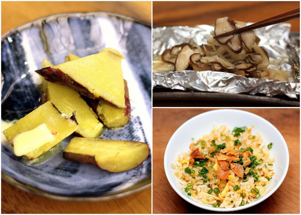 kurama-robatayaki-food-items