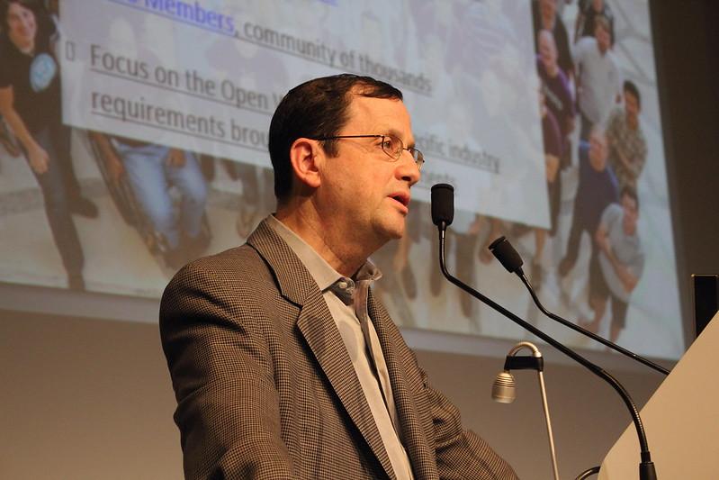 Jeffrey Jaffe (W3C) - Assises du livre numérique 2016