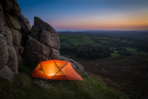 Dartmoor Wildcamp | by Thomas Heaton