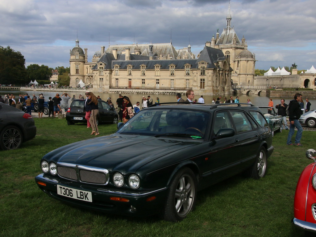 ... Jaguar XJ Station Wagon | By Benduj78