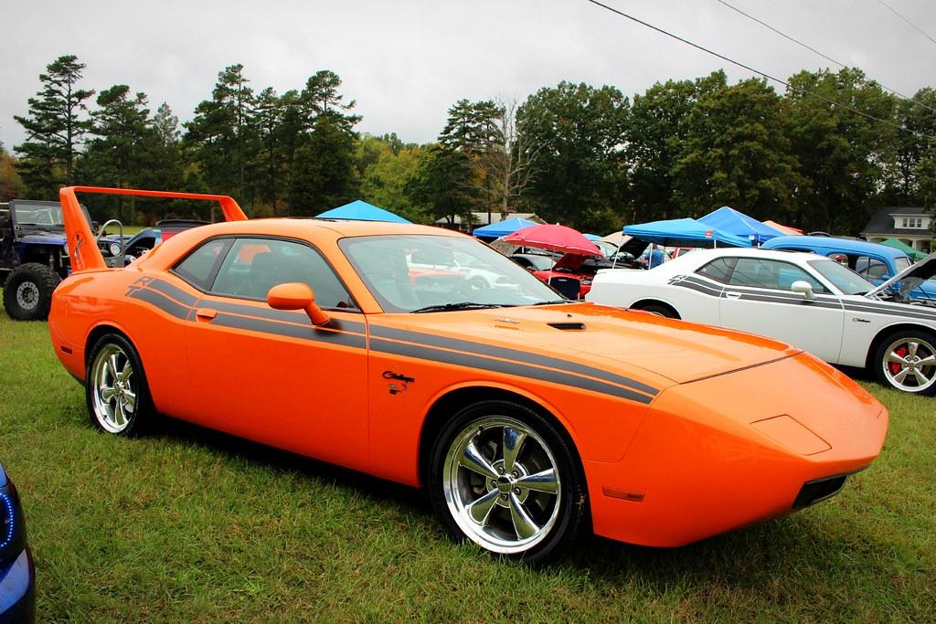 Dodge Challenger Conversion >> Dodge Challenger Roadrunner Superbird Conversion Mitch Prater Flickr