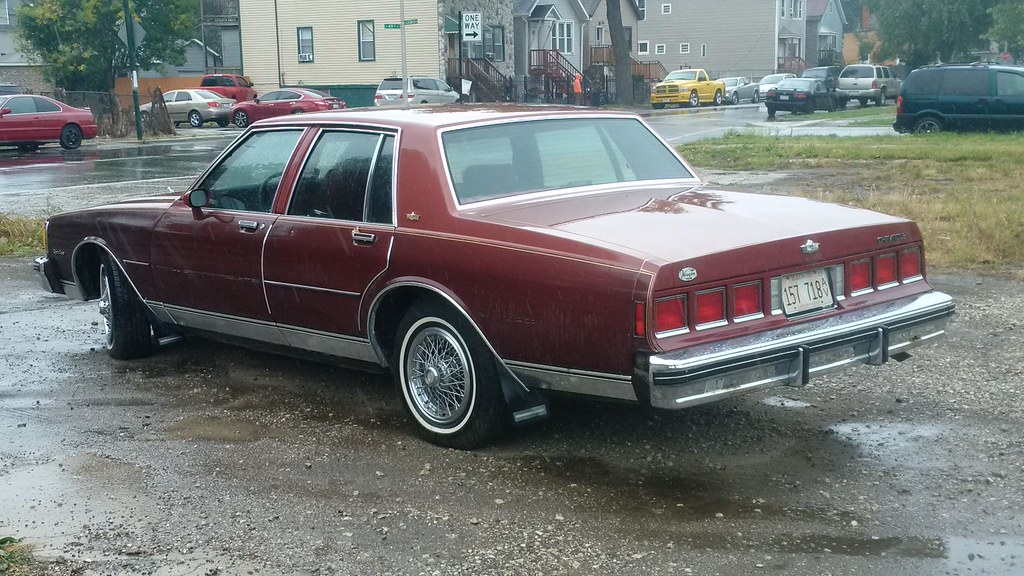 80-\'85 Chevy Caprice, For Sale #3   Thanks to the \'79 old s…   Flickr
