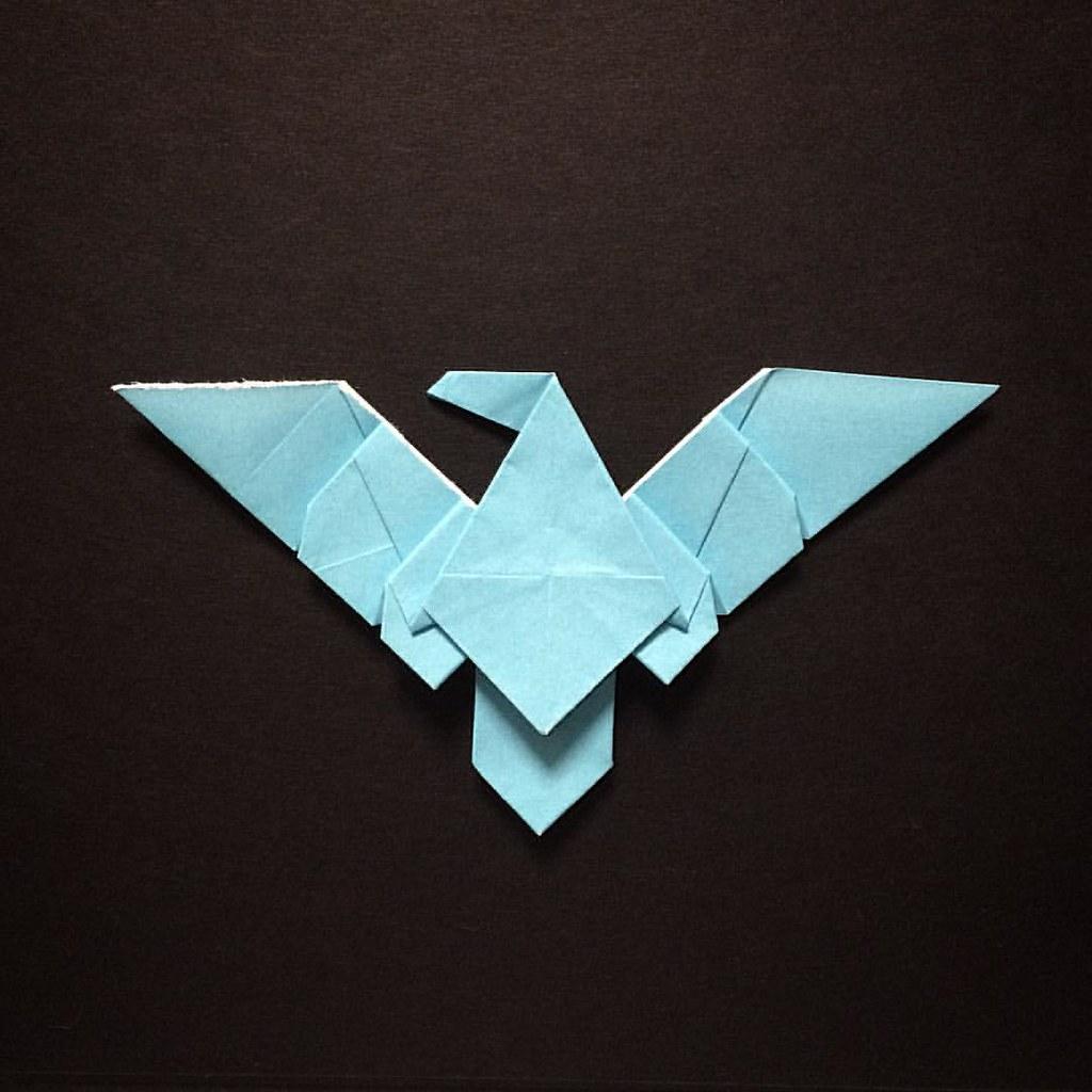 Nightwing Design By John Montroll