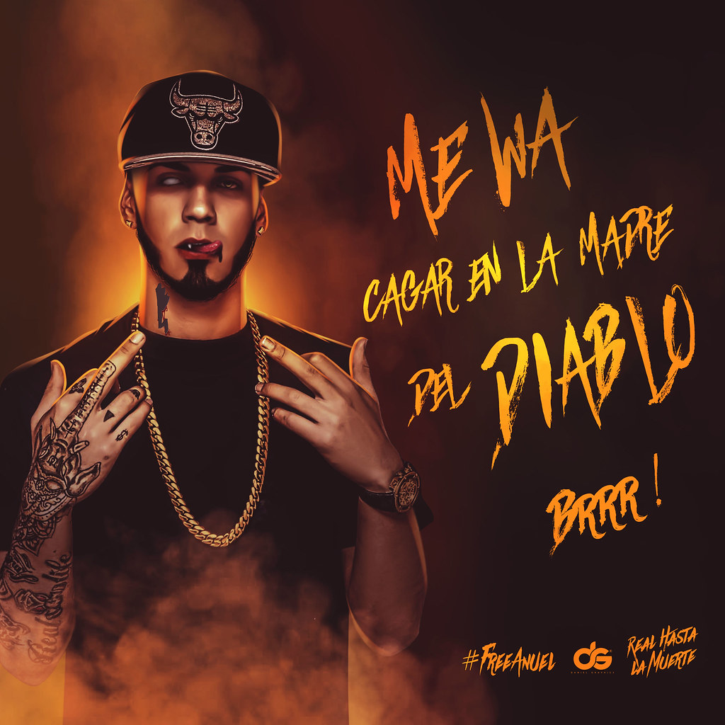 Anuel 2blea Wallpaper Daniel Graphics Flickr