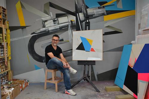 Remi Rough - Studio Visit