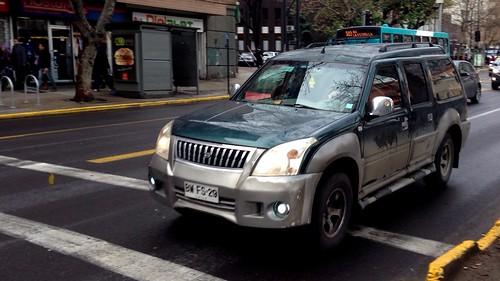 Autorrad Orient (Xinkai) 2009 - Santiago, Chile